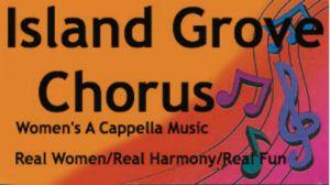 island grove chorus logo